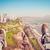 siluet · gün · batımı · adam · spor · dağ - stok fotoğraf © pxhidalgo