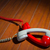 af · haak · retro · zwarte · telefoon · focus - stockfoto © pxhidalgo