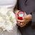 trouwringen · Rood · vak · bruiloft · natuur · ontwerp - stockfoto © pzaxe