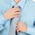 nuevos · camisa · empate · negocios · paquete · algodón - foto stock © pzaxe
