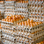 enormous stack of egg trays at an asian public market stock photo © pzaxe