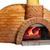 tégla · pizza · sütő · kép · tűz · divat - stock fotó © pzaxe