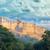 bursztyn · fort · wspaniały · pałac · Indie - zdjęcia stock © pzaxe