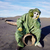 scientific ecologist in urbanistic desert stock photo © pzaxe
