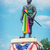 king u thong monument thailand authaya stock photo © pzaxe