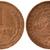 the russian copper coin one copeck stock photo © pzaxe
