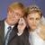 bruid · bruidegom · telefoongesprek · gezicht · man · telefoon - stockfoto © pzaxe