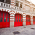 beautiful facade of fire station in singapore stock photo © pzaxe