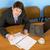 ビジネスマン · カップ · オフィス · 手 · 男 - ストックフォト © pzaxe