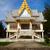 buddhista · templom · tető · templom · Thaiföld · égbolt - stock fotó © pzaxe