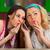 paar · keuken · gelukkig · jonge · vrouw · vers - stockfoto © pzaxe