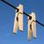 houten · witte · voorjaar · metaal · close-up · nat - stockfoto © pzaxe