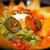 блюдо · Сальса · ложку · продовольствие · нефть - Сток-фото © pzaxe
