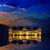 göl · saray · gece · Hindistan · su · ışık - stok fotoğraf © pzaxe