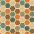 hexagonal vintage vector seamless pattern stock photo © pzaxe