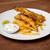 patates · ketçap · hizmet · beyaz - stok fotoğraf © pzaxe