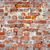 seamless texture of an old brick wall grunge architecture patte stock photo © pzaxe