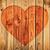 amor · símbolo · velho · parede · textura - foto stock © pzaxe