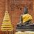 ネイティブ · 文化 · タイ · スタッコ · 石の壁 · タイ - ストックフォト © pzaxe