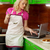 fogão · alcance · cozinha · moderno · elétrico · tecnologia - foto stock © pzaxe