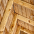 construction a wooden roof   inside view stock photo © pzaxe