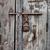 grunge · vintage · puerta · santorini · negocios · edificio - foto stock © pzaxe