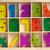 dígitos · conjunto · buraco · papel - foto stock © pzaxe