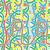 stílus · végtelenített · kötött · minta · piros · kék - stock fotó © pzaxe