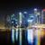 mooie · Singapore · schemering · prachtig · centrum · kern - stockfoto © pzaxe