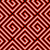 vector red white and black seamless tribal pattern new zealand stock photo © pzaxe