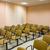 belső · konferencia · előcsarnok · rózsaszín · kicsi · asztal - stock fotó © pzaxe