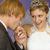 bruidegom · hand · gelukkig · bruid · handen · bruiloft - stockfoto © pzaxe
