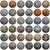 abstrato · malaquita · pedra · textura · padrão · sem · costura - foto stock © pzaxe