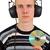 masculino · adolescente · mp3 · player · ouvir · homem - foto stock © pzaxe