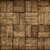 weathered parquet style wooden decking stock photo © pzaxe