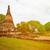 古い · 寺 · タイ · 歴史的 · 公園 · ツリー - ストックフォト © pzaxe