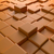 laranja · 3D · blocos · abstrato · negócio · edifício - foto stock © Quka