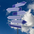sinais · de · trânsito · blue · sky · cópia · espaço · nuvens · assinar · espaço - foto stock © Quka
