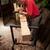werken · beitel · oude · hand · hout · bouw - stockfoto © ra2studio
