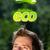 ビジネスマン · 手 · リサイクル · にログイン · 緑 · 世界 - ストックフォト © ra2studio