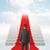 глядя · лестницы · небо · деловая · женщина · бизнеса · девушки - Сток-фото © ra2studio