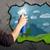 giovani · urbana · pittore · disegno · colorato · futuro - foto d'archivio © ra2studio