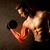 フィット · ボディービルダー · 重量 · 赤 · 筋 - ストックフォト © ra2studio