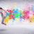 genç · erkek · dansçı · atlama · sıçrama · boya - stok fotoğraf © ra2studio