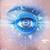 少女 · 眼 · 見える · 青 · アイリス · 現代 - ストックフォト © ra2studio