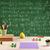 math class from student school desk stock photo © ra2studio