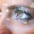 futuro · mujer · tecnología · ojo · panel · ordenador - foto stock © ra2studio