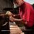 oude · werken · hand · hout · bouw · industrie - stockfoto © ra2studio