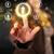 moderna · mujer · de · negocios · tocar · futuro · tecnología · red · social - foto stock © ra2studio