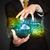 empresario · diagrama · nube · brillante · cuerpo - foto stock © ra2studio